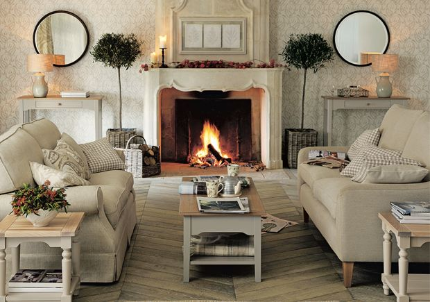 Laura Ashley Expert Tips Cottage Style Living Roomcosy