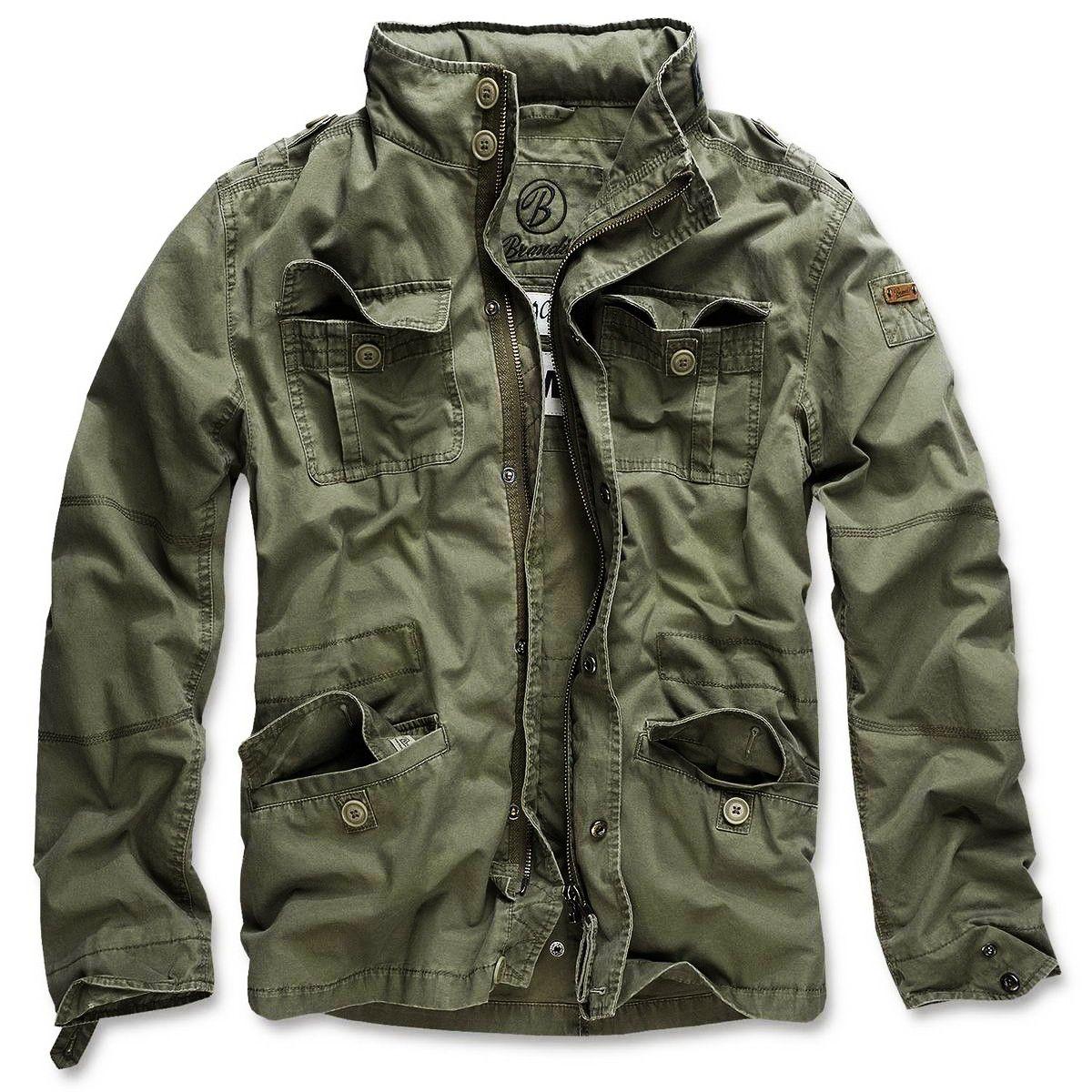 4b598554fd VESTE Militair BRITANIA | Vêtements hommes | Giacche militari ...