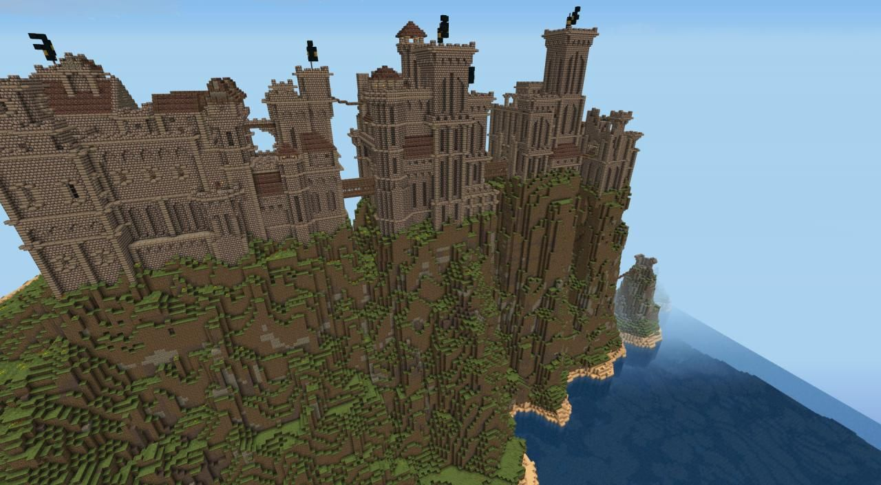 Minecraft Medieval Tower Google Search