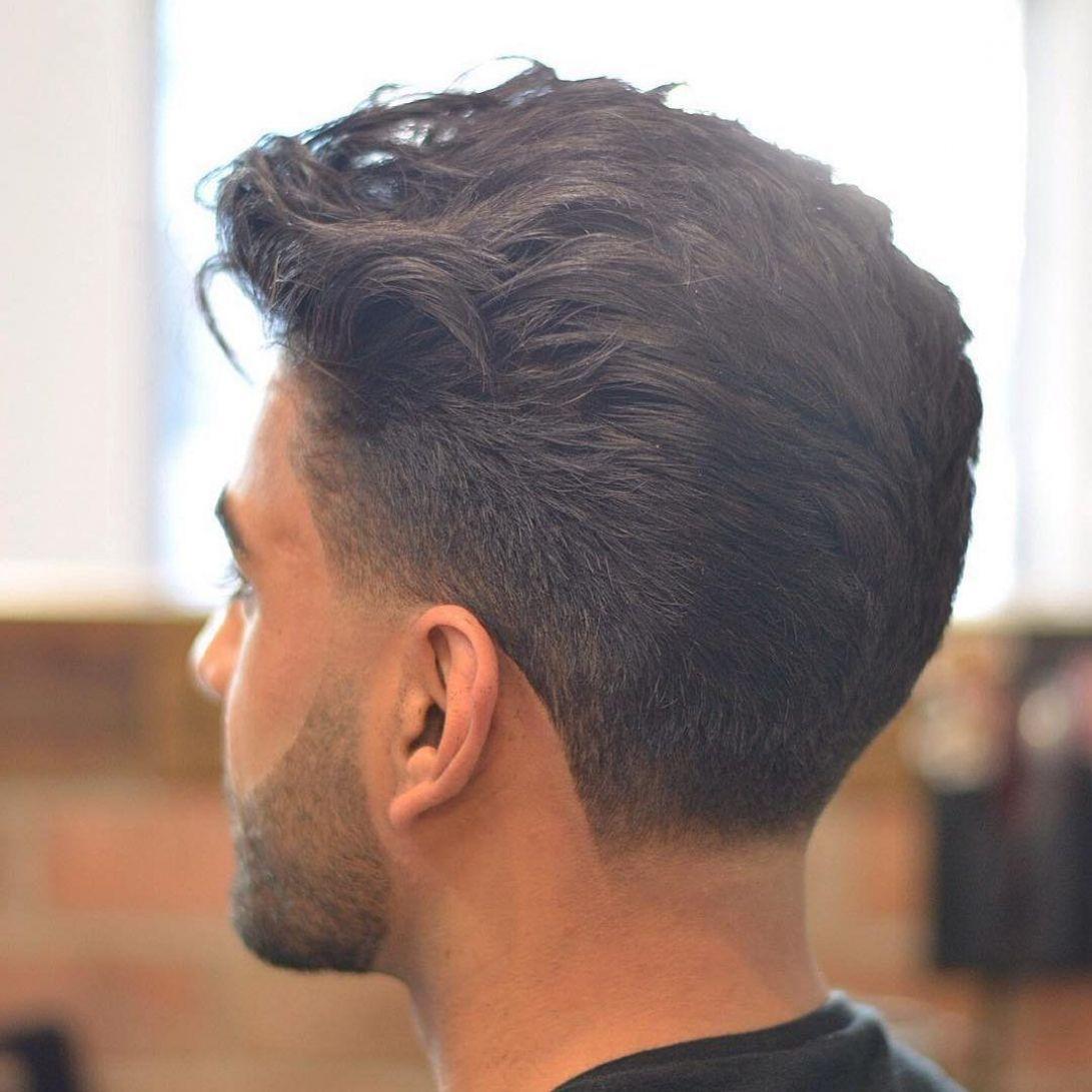 12++ Mens low taper haircut trends