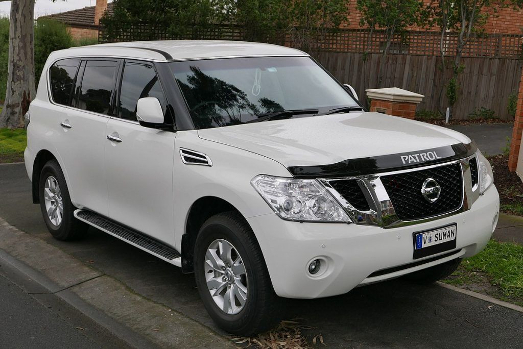 2019 Nissan Patrol Release Date And Price | Stuff to Buy