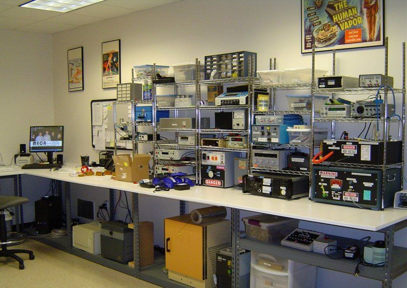 Diy Electronics Repair Workbench : Electronics lab pinterest labs electronic