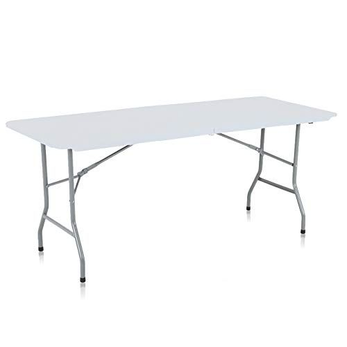 Strattore Table de Jardin Plastique Traiteur Pliante Table ...