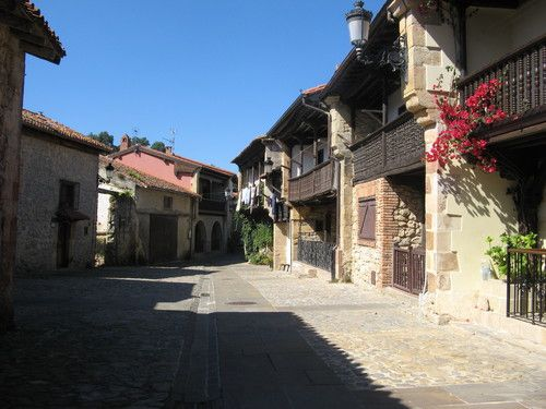 Concha, village on Camino de Santiago | Cantabria | Spain