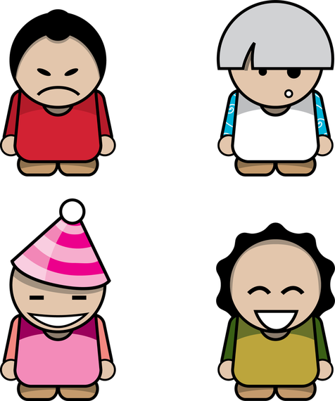 Character Vector Pack Illustrator Vector Character