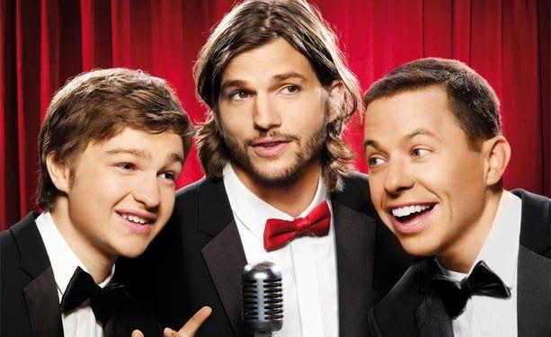 """Parecía que resurgía la serie """"Dos Hombres y Medio"""" con la llegada deAshton Kutcher y 9,1 millones de espectadores. Pero no, parece que la ..."""
