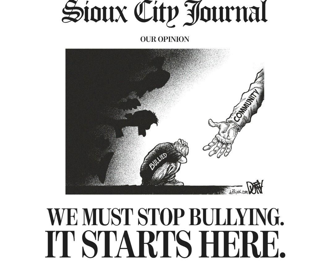 I Like This I Like This A Lot Stop Bullying City Journal Sioux City