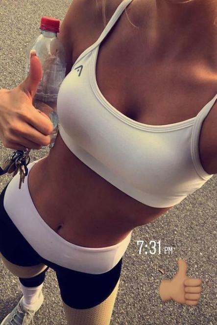 61+ ideas fitness goals body woman inspiration #fitness