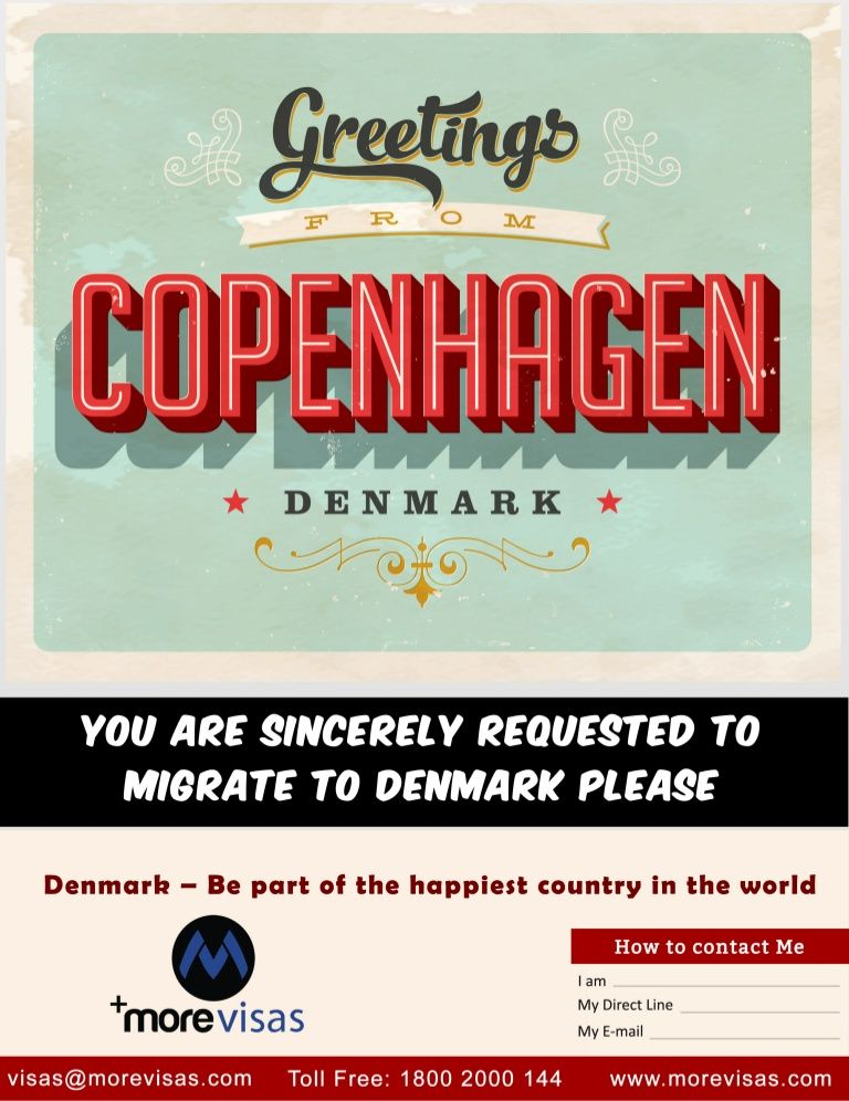 MoreVisas Denmark Immigration and Visa services by