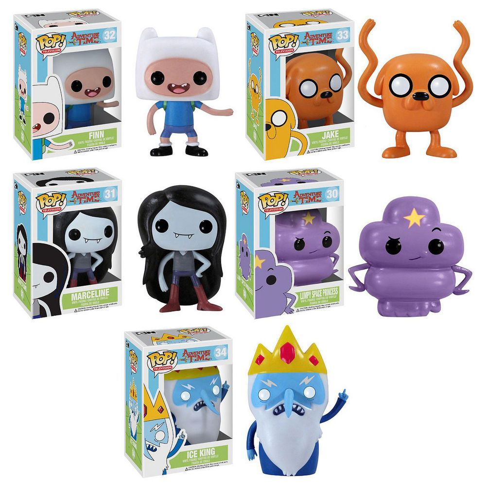 Adventure Time Funko Pop Vinyl Figure New Funko Pop Vinyl Pop Vinyl Figures Funko Pop Dolls