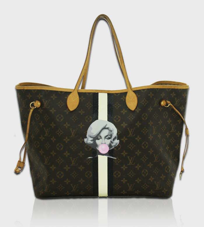Gallery Louis Vuitton Louis Vuitton Neverfull Bags