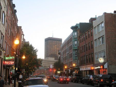 Hanover St Boston Places Ive Lived Pinterest