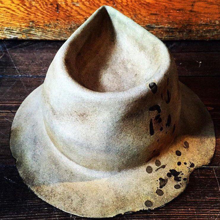 Horisaki Hat Hats For Men Denim Repair Hats