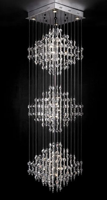 Ultra Modern Chandeliers: 1000 Images About Chandelier On Pinterest Modern Crystal,Lighting