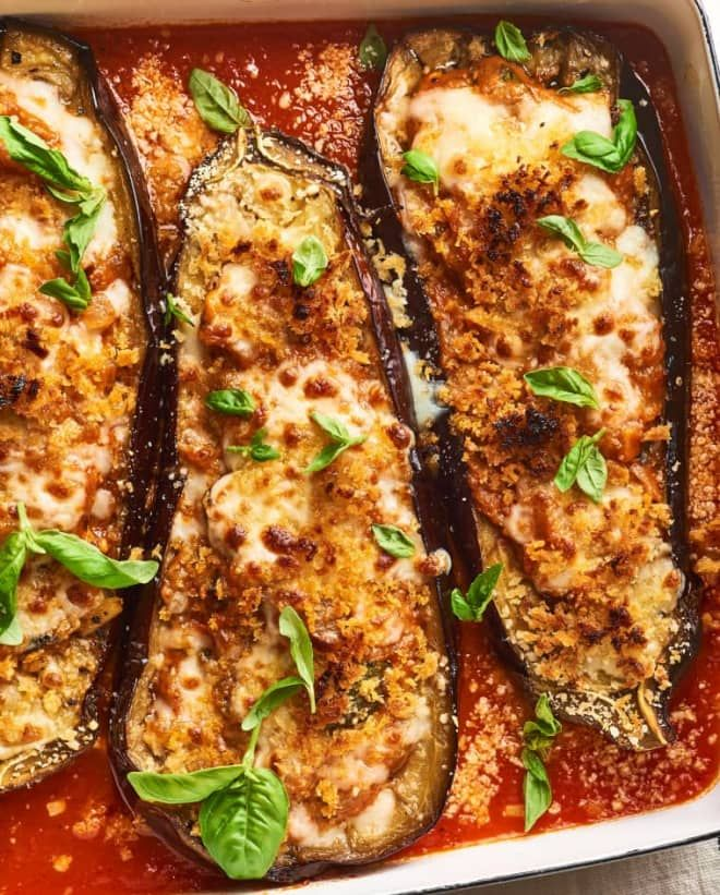 20 Creative Vegetarian Eggplant Recipes: 20 Recipes You'll Want To Make In September