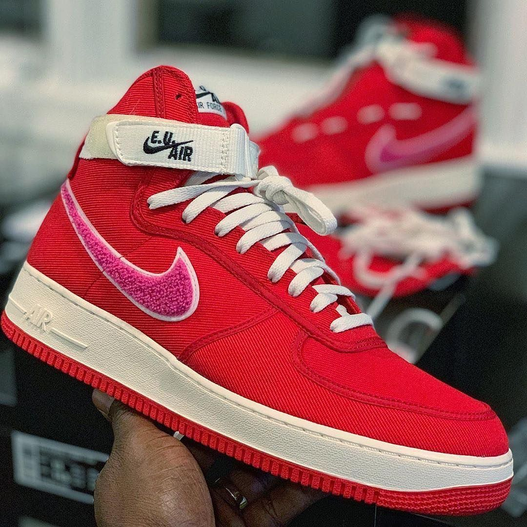 """THE DROP DATE on Instagram """"The NIKE AIR FORCE 1"""