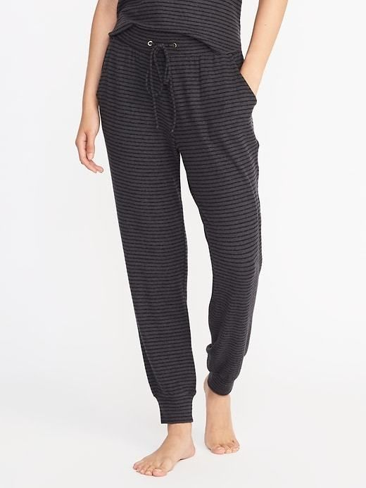 bb0c15d78ca Old Navy Plush-Knit Lounge Joggers for Women