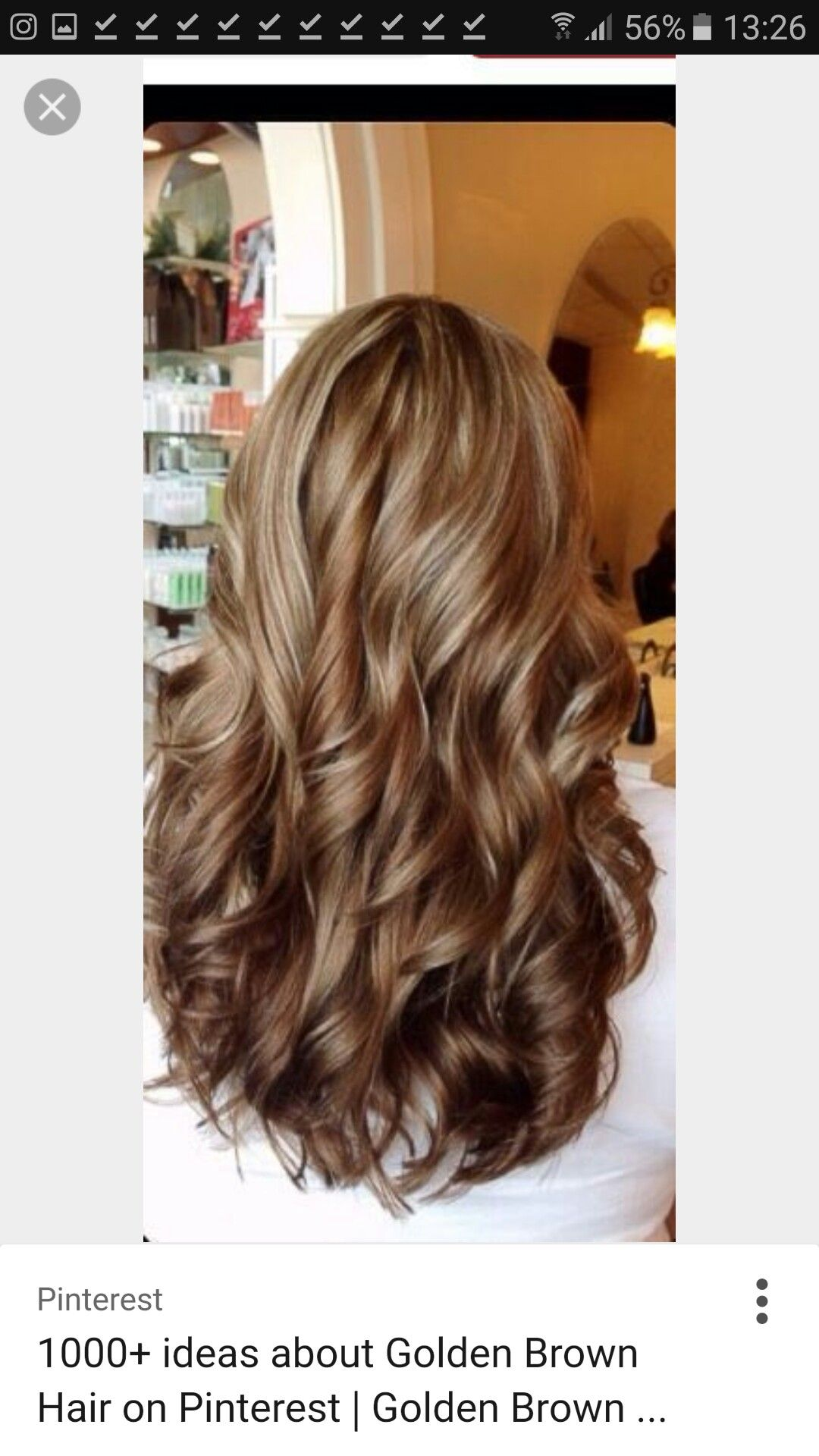 Pin by Ania MC on Hair Golden Brown&DarkBlonde Pinterest