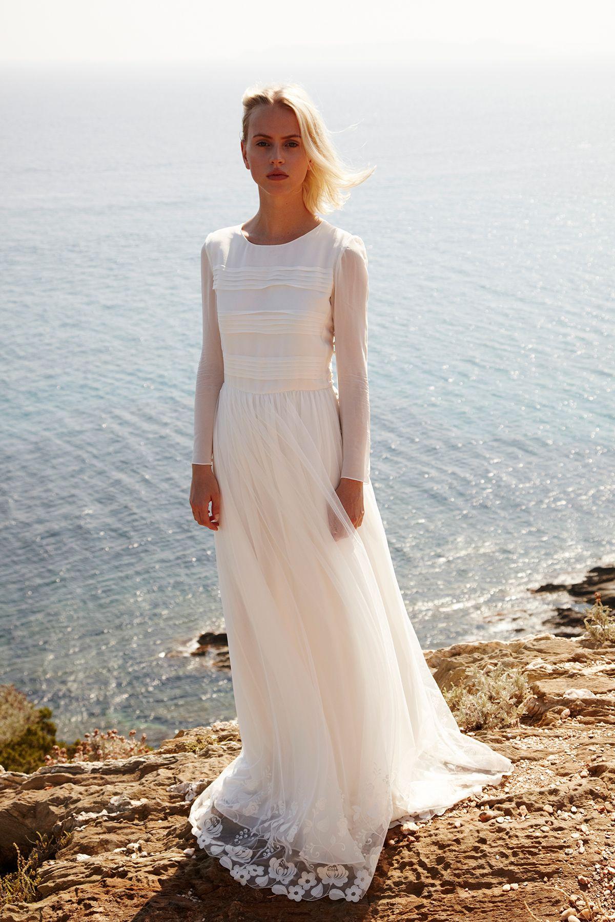 Brautkleider Kollektion 2016 von Elise Hameau | Wedding, Wedding ...