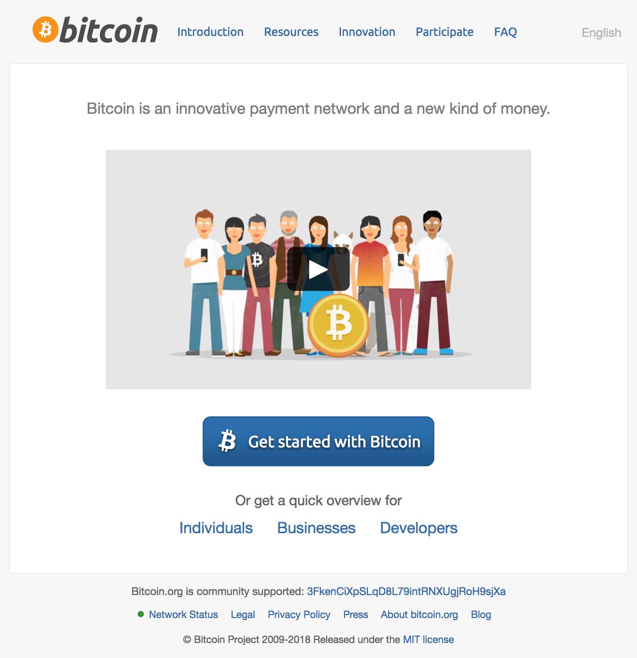 bitcoin mining bitcoin org