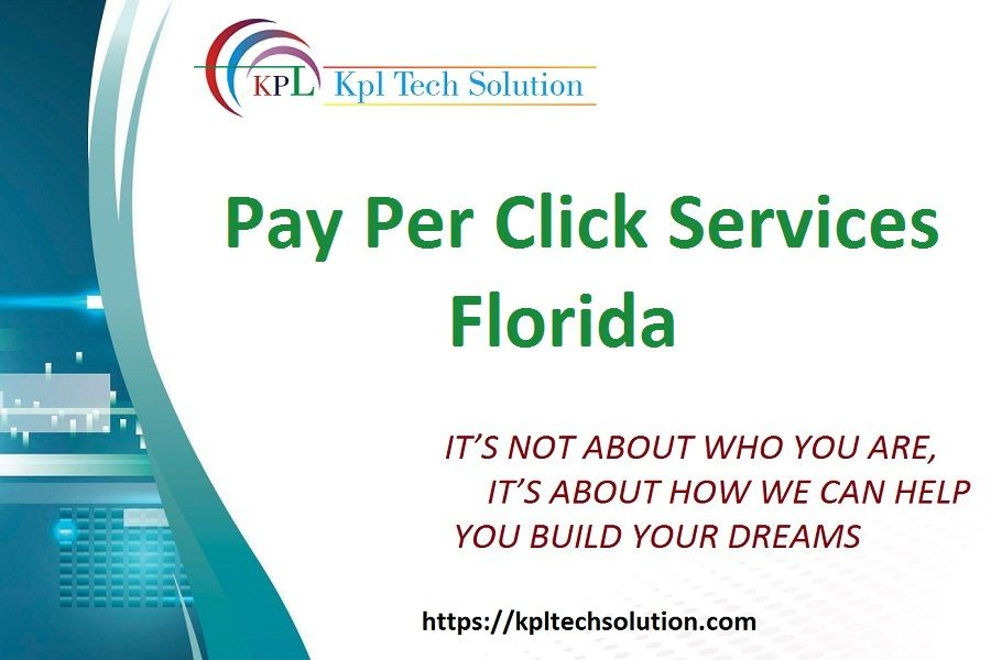 Pay Per Click Services in Florida Digital marketing
