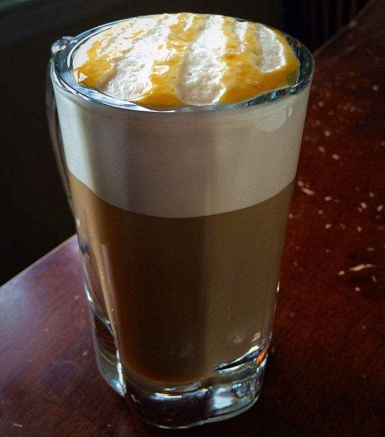 Skinny Caramel Macchiato Recipe (Like Starbucks)