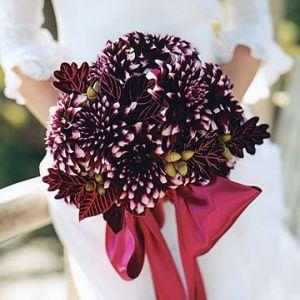 фотография thumbs_dahlias Осенние свадебные букеты Осенняя свадьба Свадебный букет