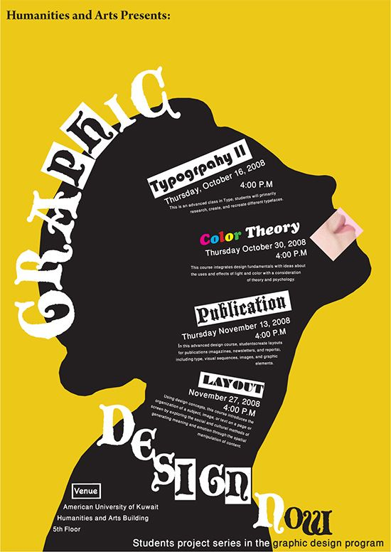 education poster design