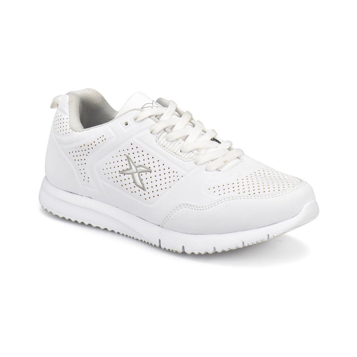 Kinetix Beyaz Kadin Sneaker Ss18 Newseason Summer Spring Shop Shopping Fashion Sneaker Ayakkabilar Kadin