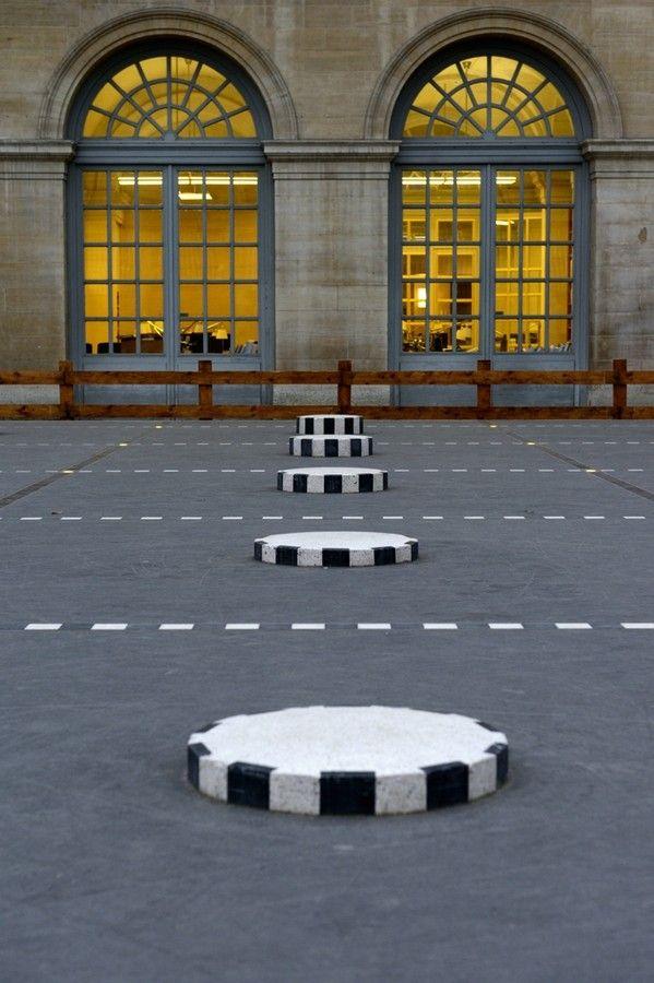 Paris 1er - Colonnes de Buren by Jean-noel Viltard on 500px