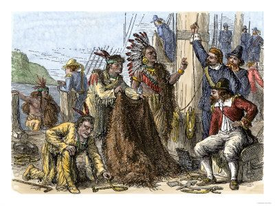 how europeans change the native americans Colonial immigration early interaction between native americans and europeans in colonial america.