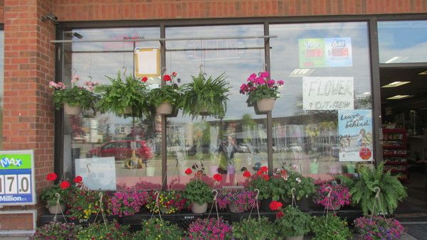 Great for beginners, couple, immigrants or as a family business, easy one person operation. Well established Convenience+ Flower Store of 2800 sq ft for ONLY