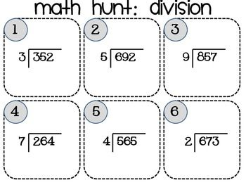 math worksheet : 1000 images about division on pinterest  long ision  : 3 Digit Division Worksheets