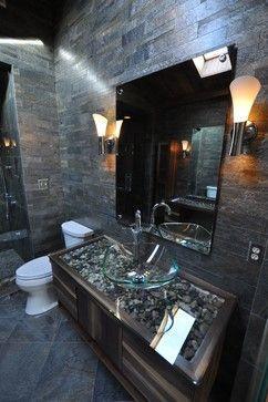 Munro Spa Bathroom Remodel Greenwood Indaina Modern Bathroom