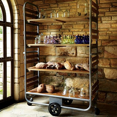 Patisserie Tall Baker S Rack Browsing For Antiques Along The
