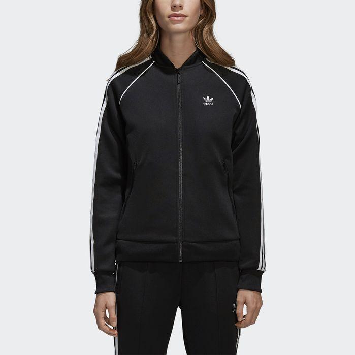 SST Track Jacket | Adidas women, Jackets, Adidas jacket