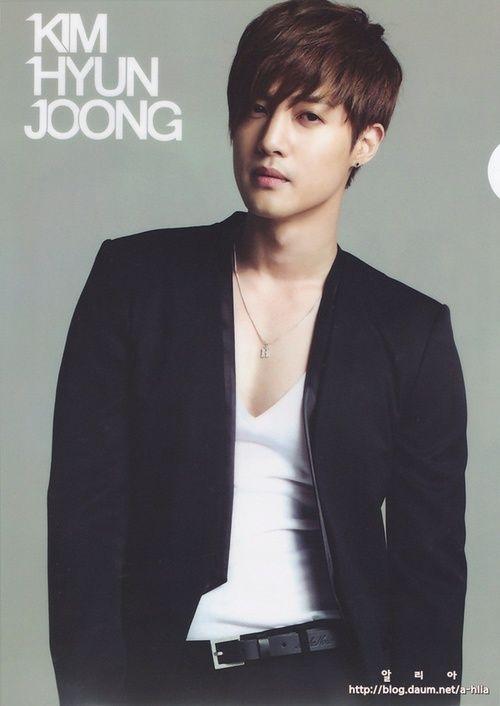 Kim Hyun Joong 김현중 ♡ Kpop ♡ Kdrama ♡ pinned via KDrama Portraiture