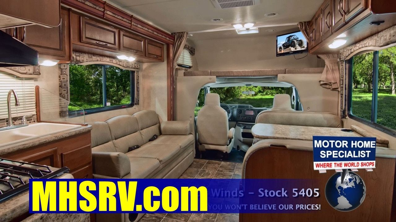 Used Motorhomes With Bunk Beds