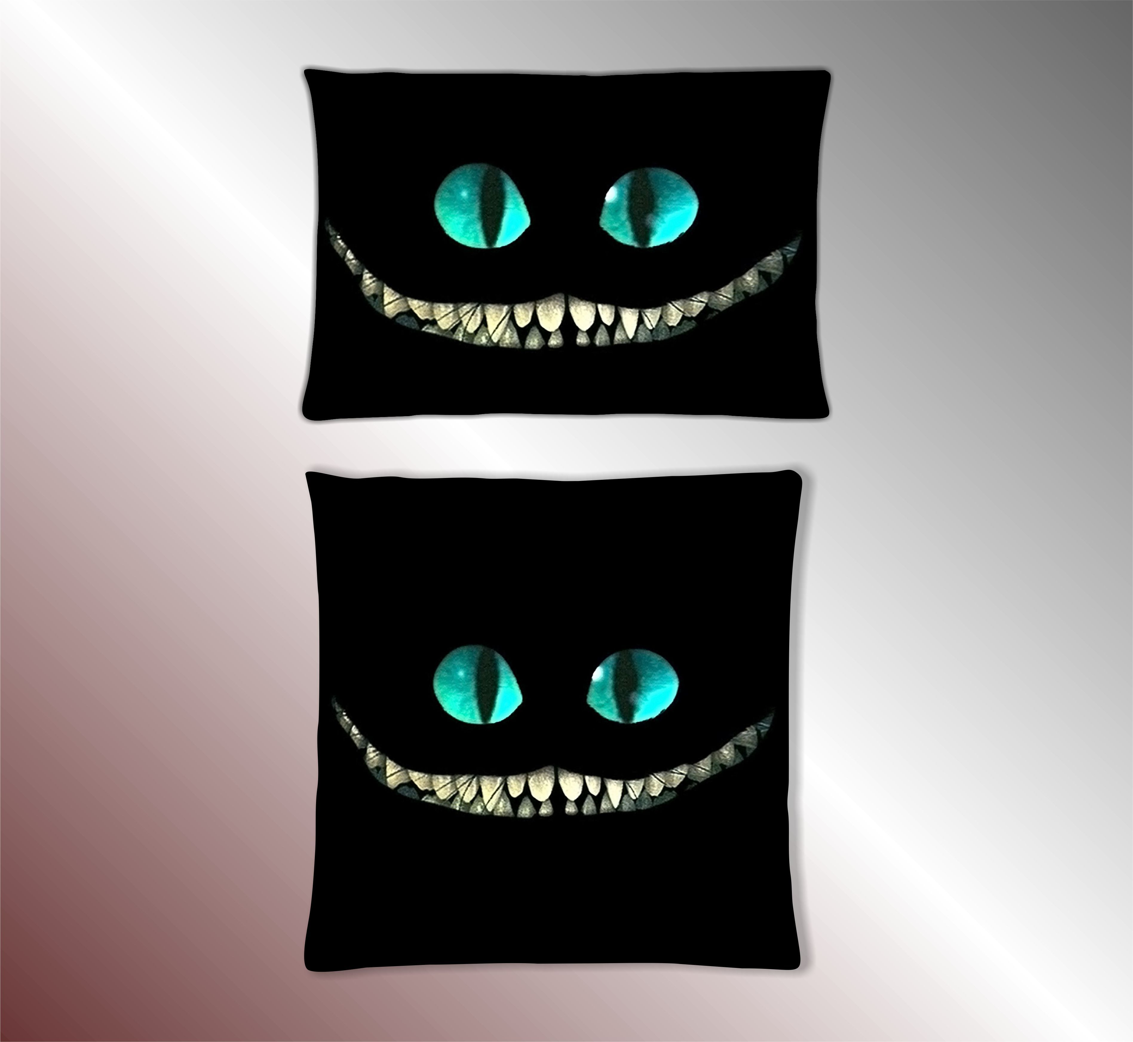 sub cover pillow case horse square cushion itm white throw print decorative