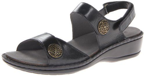 Aravon Women's Candace Dress Sandal >>> You can find out more details at the link of the image.