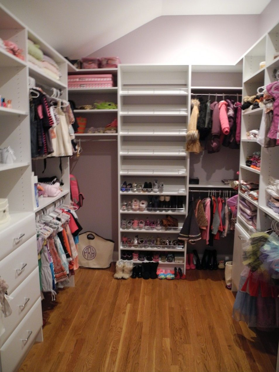 The Beautiful And Modern Girl Closet Ideas At Interior Home Room Simple Design Arrangement Small Wa Homemade Closet Organizing Walk In Closet Home Depot Closet