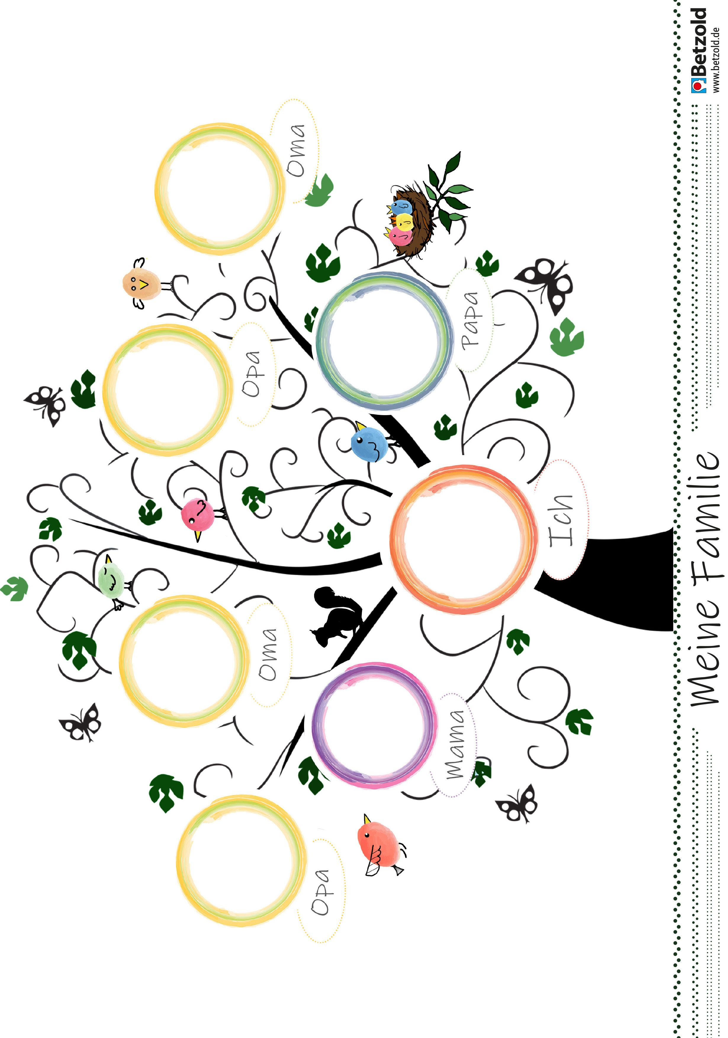Stammbaum Vorlage Kostenlos Fur Kinder In 2020 Stammbaum Vorlage Stammbaum Stammbaum Familie