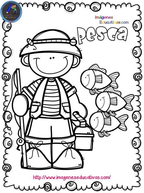 Mi libro para colorear en verano | PORTADAS | Coloring pages ...