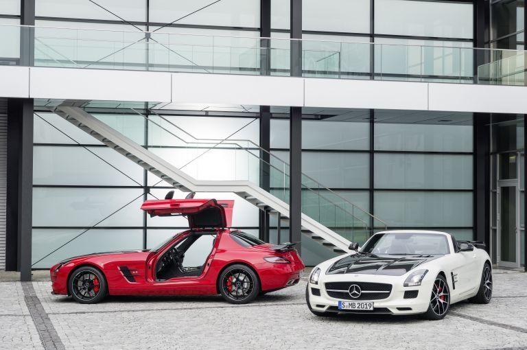 Mercedes Benz Sls Amg Gt Final Edition Mercedes Benz Sls