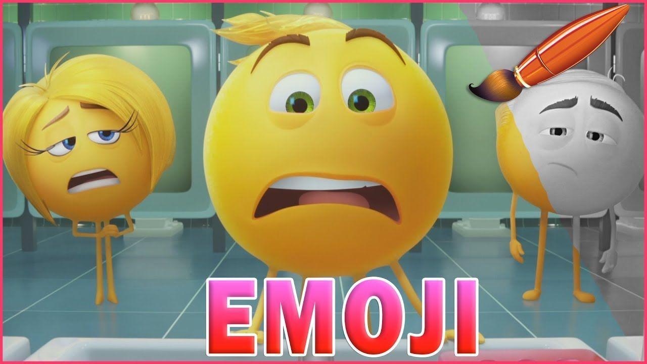 Emoji Movie 2017 Coloring Book For Kids
