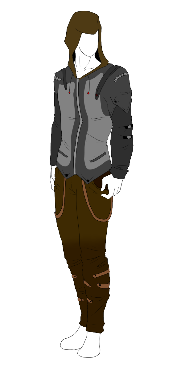 Outfit Adopt - Modern Apocalypse - SOLD by ShadowInkAdopts ...