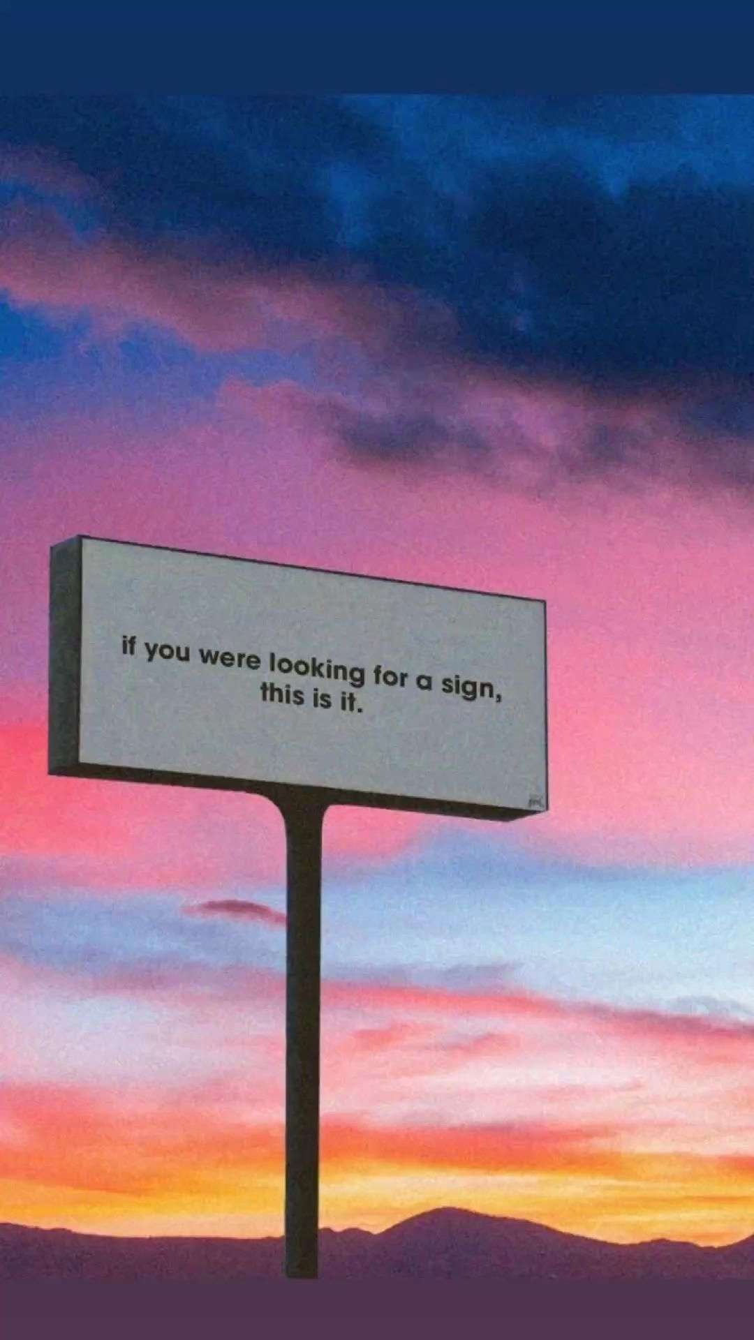 𝒜𝒹. 𝒱𝒾𝓃𝓉𝓏𝑜𝓃𝑒 🤳✨ AESTHETIC DESIGN QUOTES WALLPAPERS SKY SIGN