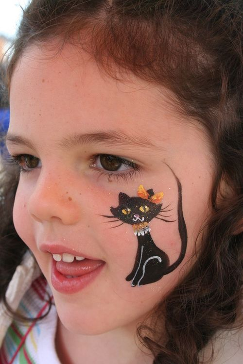 zombie face painting kids google search