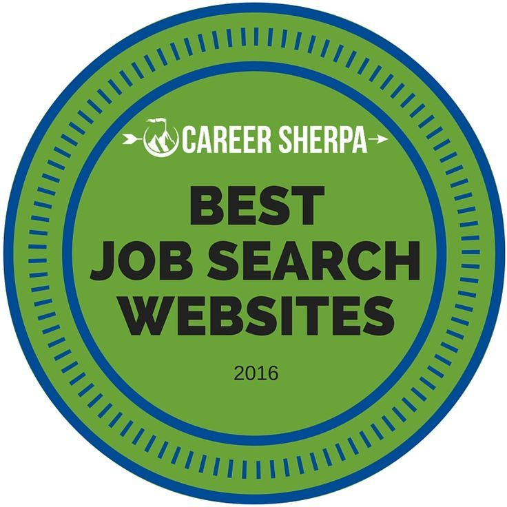 best websites for job search