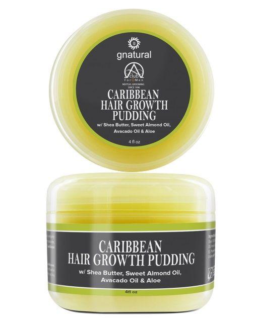 Caribbean Hair Growth Pudding Alpha Club For Men Pixie Haircut Gallery Natural Hair Styles Hair Pomade